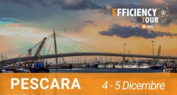 Efficiency Tour 2019 - Pescara 4 e 5 dicembre