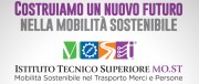"ITS MOST Invito al Seminario: ""TIME FOR JOB - Opportunità di lavoro nei profili della logistica distributiva e supplychain""."